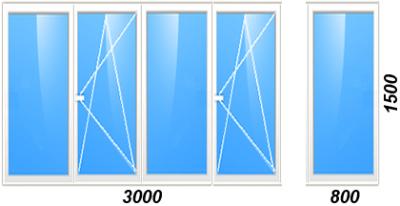 Заказать монтаж окон на балкон в Томске
