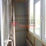 Утепление балкона теплоизоляционными материалами