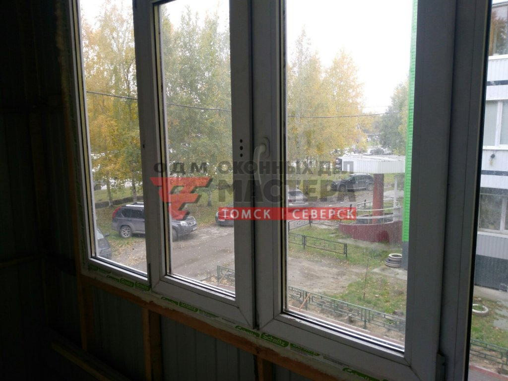 Монтаж утепления пенополистиролом на балкон