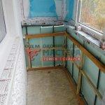 Отделка балкона под ключ фото