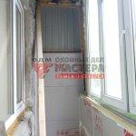 Утепление и отделка балконов в Томске
