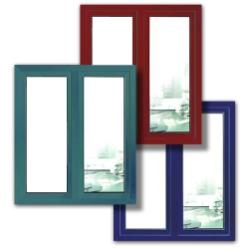Купить цветной профиль на ПВХ окна