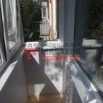 Остекление и отделка балкона в Томске