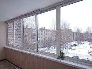 теплое и холодное остекление балконов
